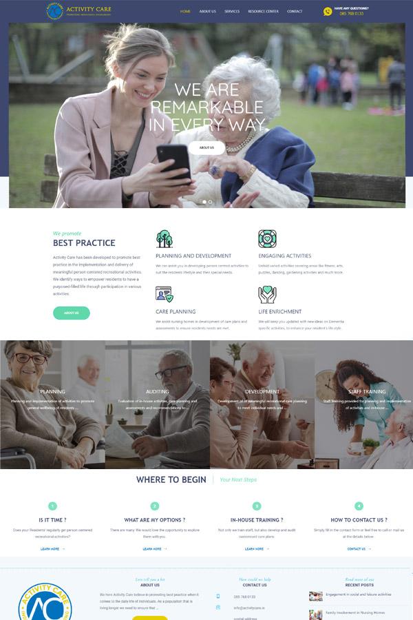 www.activitycare.ie